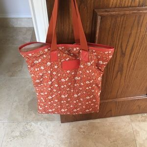 Marc Jacobs floral tote